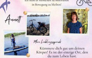 Annett Trainerprofil